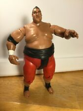 YOKOZUNA WWE CLASSIC SUPERSTARS JAKKS WRESTLING ACTION FIGURE