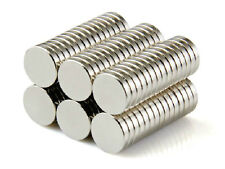 20PCS N50 1/2 x1/8 inch Neodymium Disc Magnets Super Strong Rare Earth Magnet