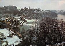 B75616 Rheinfall bei schaffhausen winter   switzerland