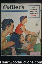 Collier's Sep 13, 1952 (John D. Mac Donald: Elimination Race)