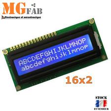Module LCD 1602 bleu V2.0 caractères 16x2 | Arduino robot 1602A DIY display