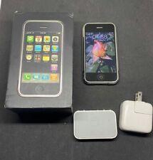 Apple Iphone 2G 8GB Originale Completo con Scatola e Docking Station 1st Gen