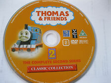 THOMAS & FRIENDS - COMPLETE SECOND SERIES - CLASSIC COLLECTION  {DVD}