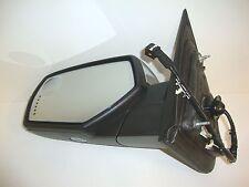 2014-17 Chevy Silverado GMC Sierra Truck Left Side Signal Door Mirror OEM Chrome