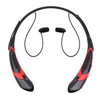 Hanging Neck Earphones Bluetooth Sports Sweatproof Headphones Stereo Headset