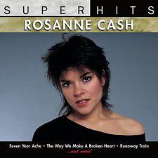 CD NEUF - ROSANNE CASH - SUPER HITS - C5