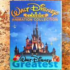 Walt Disney Classics 24 Movie Movies Animation Collection Dvd Aladdin Lion King