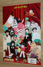 The Gazette / Red Planet / Redplanet Anime Manga rare Promo Poster 56x40cm