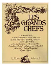 Les Grands Chefs - Anthony Blake, Quentin Crewe