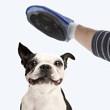 Guanto spazzola elimina, rimuovi peli cane, gatto, conigli massaggiante