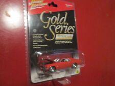 Johnny Fulmini 1970 Ford Mustang Boss 429 Arancione Serie Oro Aperto 1/64 Jl