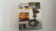 DASH CAM, VEHICLES, MOTORCYCLE, BICYCLE, ATV.USED AS WEBCAM. RUSH SHIPPING.