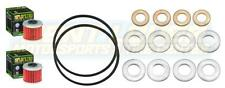 Honda Oil Drain Plug Filter and O-Ring Kit 02-17 CRF 450 CRF450X CRF250X CRF450R