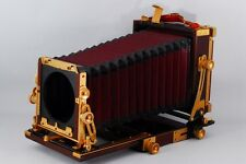 【Exc+++】 Tachihara Field 4x5 45 Wood Large Format Field Film Camera From Japan