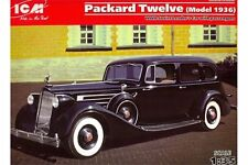 ICM 35535 1/35 Packard Twelve (Model 1936) WWII Soviet Leader's Car
