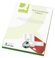 100 x bianco integrale CD DVD STAMPANTE A GETTO D'INCHIOSTRO ETICHETTE kf05608