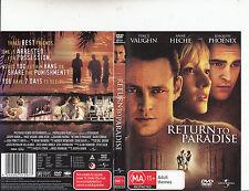Return To Paradise-1998-Vince Vaughn-Movie-DVD