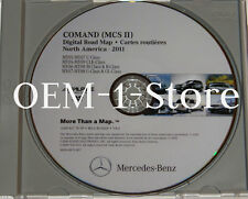 06 07 2008 MERCEDES BENZ M ML350 ML500 ML550 ML63 AMG NAVIGATION DISC CD DVD 8.0