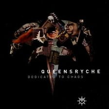 Queensryche - Dedicated To Chaos     cd  Nieuw  in Seal