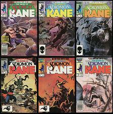 The Sword of Solomon Kane Comic full set #1-2-3-4-5-6 Lot Robert E Howard REH