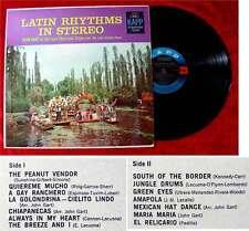 LP John Gart at Conn Electronic Organ & Latin Rhythm...
