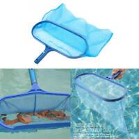 Summer Tool Fish Swimming Pool Spa Leaf Rake Mesh Frame Net Skimmer Cleaning