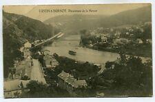 CPA - Carte Postale - Belgique - Lustin et Burnot - Panorama de la Meuse - 1920