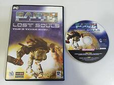EARTH 2150 LOST SOULS JUEGO PARA PC DVD-ROM ESPAÑOL MICROMANIA