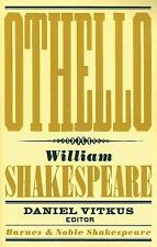 Barnes and Noble Shakespeare: Othello by William Shakespeare (2007, Paperback)