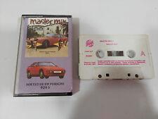 MASTER MIX VOL 2 - CASSETTE TAPE CINTA 1987 JUMP 007