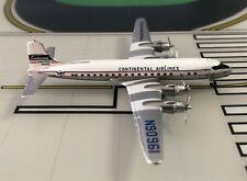 Continental Douglas DC-6B N90961/United 1/400 scale diecast Aeroclassics