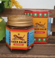 Tiger balm red ointment relief muscle ache pain sprains itchiness 30g.x 1pc.