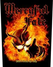 MERCYFUL FATE Backpatch back patch DON'T BREAK THE OATH