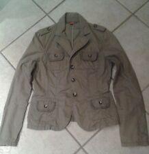 Esprit  - leichte Jacke/Blazer, khaki, Größe 36