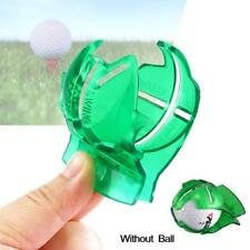 Golf Ball Line Clip Marker Pen Template Alignment Marks Tool Putting Aid New T+