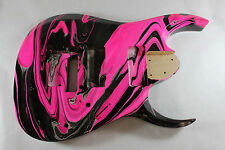 Swirled body fits Ibanez (tm) 7 string RG and UV Necks, EMG 707 OFR P248