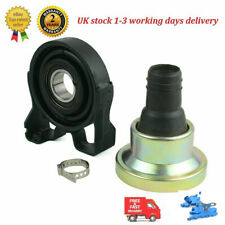 Propshaft Driveshaft Centre Bearing+ Clamp+ Joint Dust Boot for Audi Q7 4L VW R5