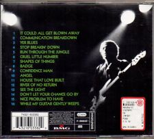 THE VERY BEST OF THE JEFF HEALEY BAND - CD (COME NUOVO)