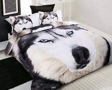 WOLF  Quilt / Doona Cover Set Single, Double, Queen or King Size NEW