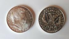 1 PIECE 100 FRANCS ARGENT MARIE CURIE 1984 TTB