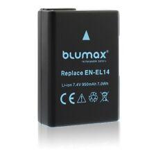 Akku accu battery für Nikon EN-EL14; EN-EL14A; EN-EL14e; D5600; DSLR D5100 neu