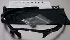 Authentic Oakley Half Jacket 2.0 (Asian Fit) Polished Black Sunglasses Frame