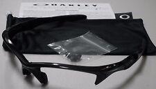 Authentic Oakley Half Jacket 2.0 Polished Black Sunglasses Frame w/ Bag Nosepads