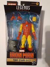 Marvel Legends Tony Stark A.I. (Mr. Hyde BAF)