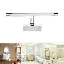 Modern Bathroom Acrylic LED Mirror Front Lighting Waterproof Make-up Wall Lamps