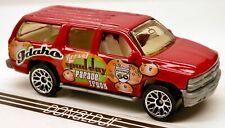 Matchbox Chevrolet Suburban Idaho Spud Day Parade (2000-'06 Body Style) 1:76