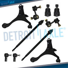 New 10pc Complete Front Suspension Kit for 2001 - 2005 Honda Civic Acura El