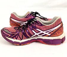 Asics Gel-Kayano 20 Women's Size 9 Running/Jogging/Training Shoes Pink Sneakers