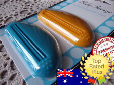 2 x Hygienic Toothpaste Tube Squeezers or Dispensers Easy Press ~ Australia!
