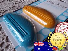 2 x Hygienic Toothpaste Tube Squeezers or Dispensers Easy Press ~ Australia!